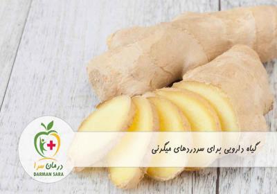 برای سردرد میگرن چه داروی گیاهی خوبه